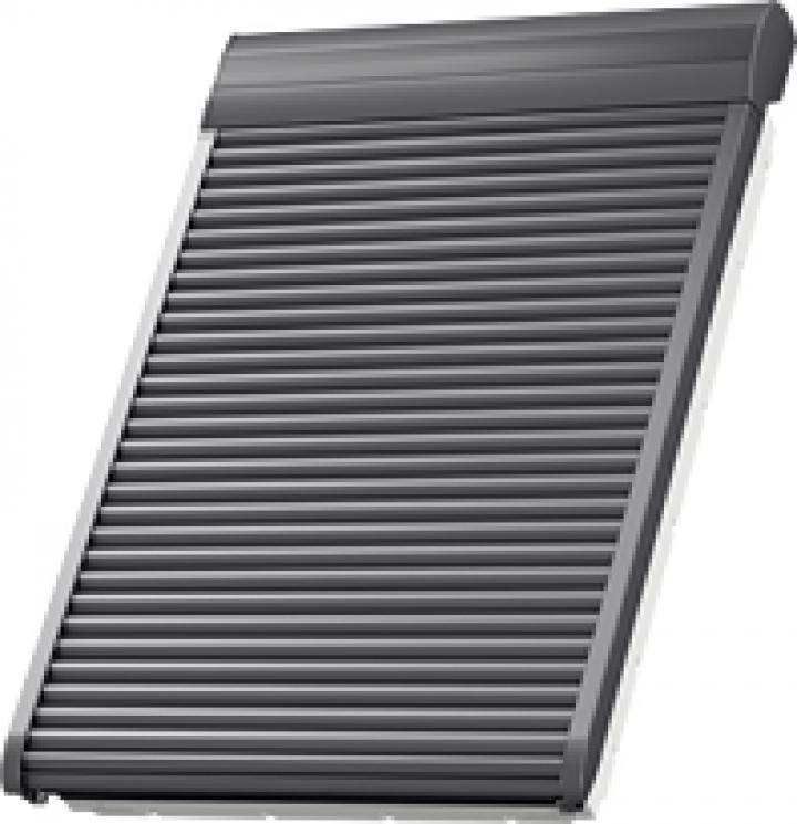 Roleta exterior Velux Parasolar, actionare cu motor solar