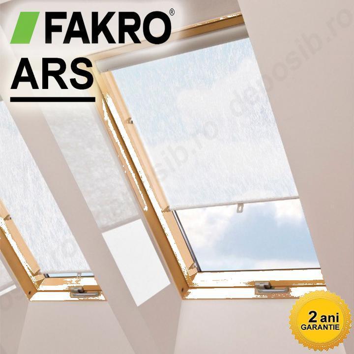 Rulouri interioare standard Fakro ARS 55x78