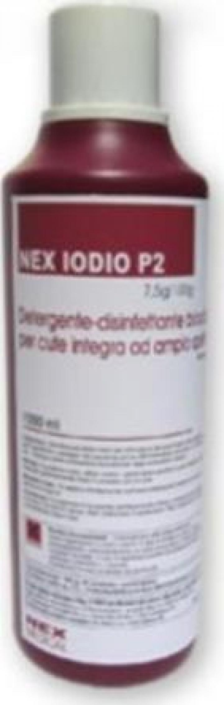 Betadina 10% Iodina Nex Iodio P2