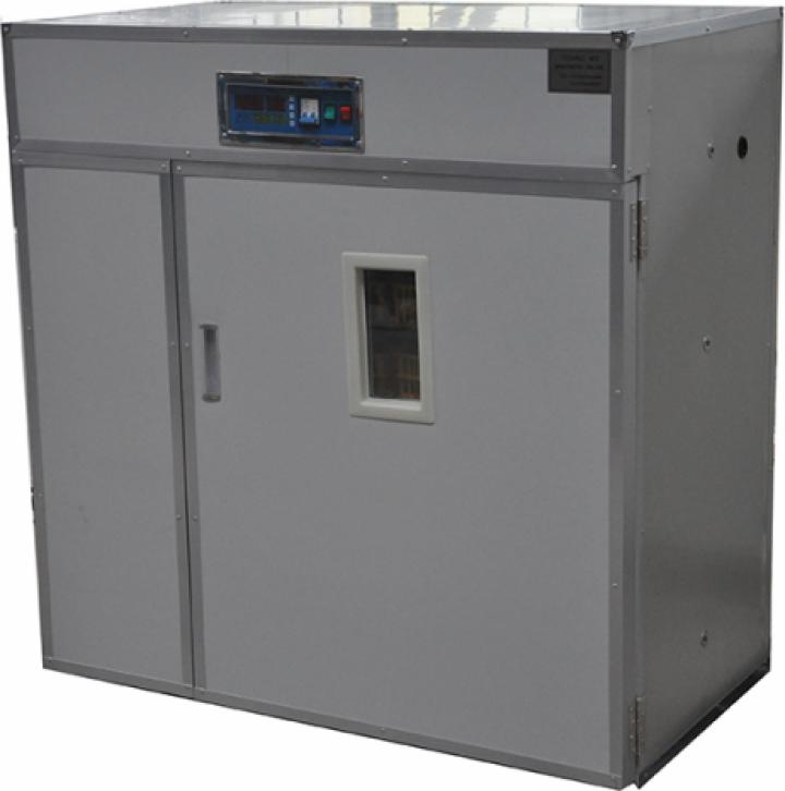 Incubator automat pentru oua Zh-2112 - capacitate mare