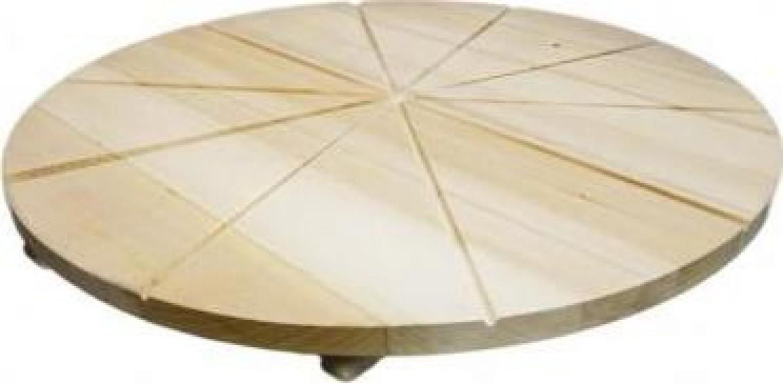 Platou planseta pentru pizza Raki 500 mm, 8 felii pizza