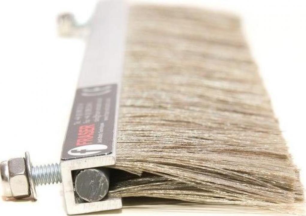 Perie antistatica lungime 1000 mm, material fir