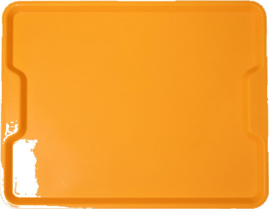 Tava plastic servire fast-food 415x305 mm