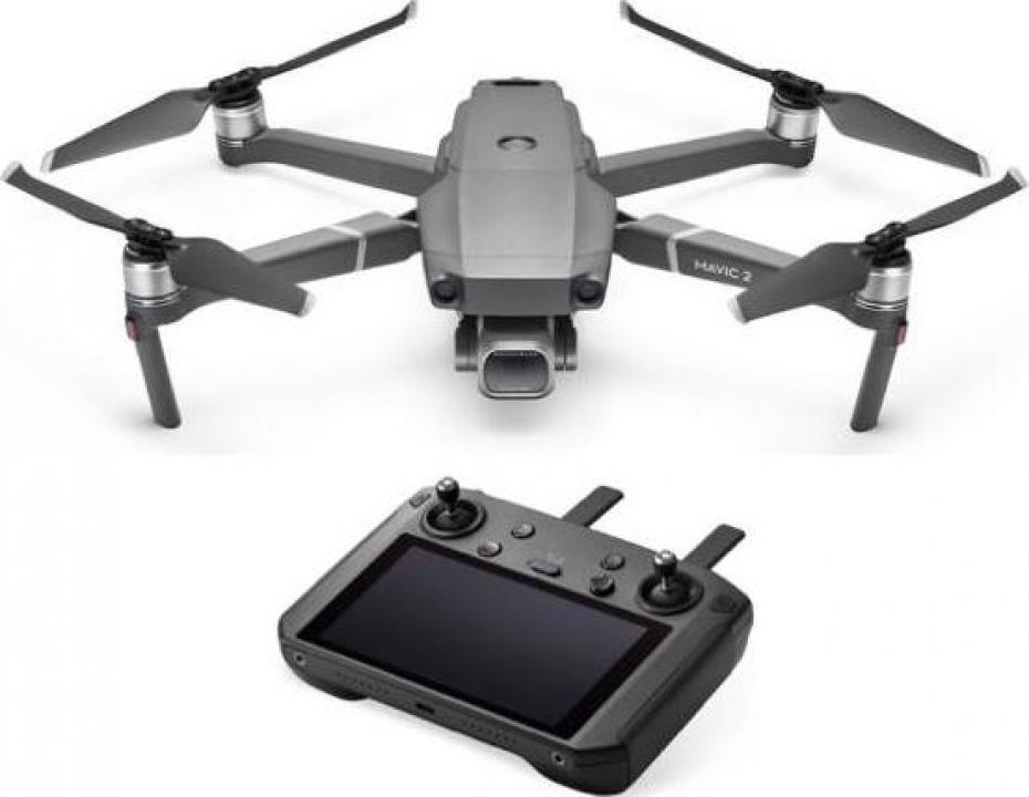 Drona DJI Mavic 2 Pro cu Smart Controller