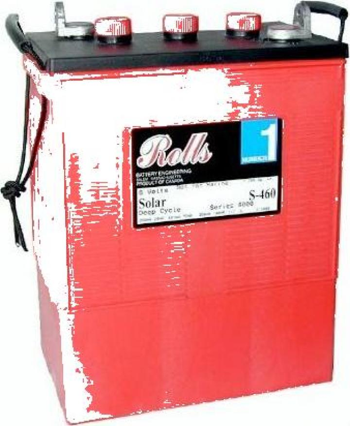 Baterie solara Rolls Solar 4000 - S6 GC2-HC (S 290)