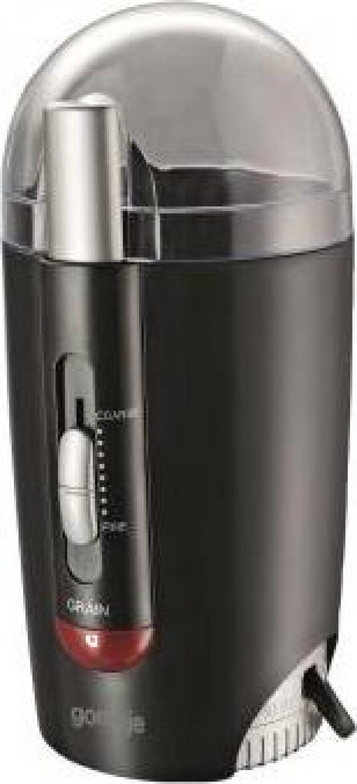 Rasnita de cafea Gorenje SMK 150 B, 150W, 40 g, negru