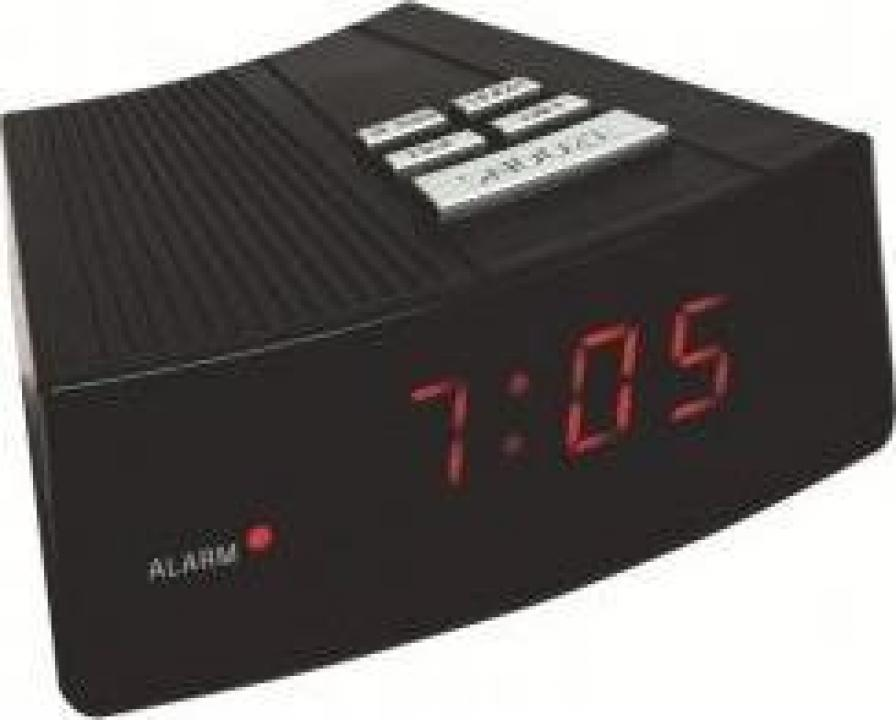 Ceas desteptator digital Home LTC 01, afisaj led