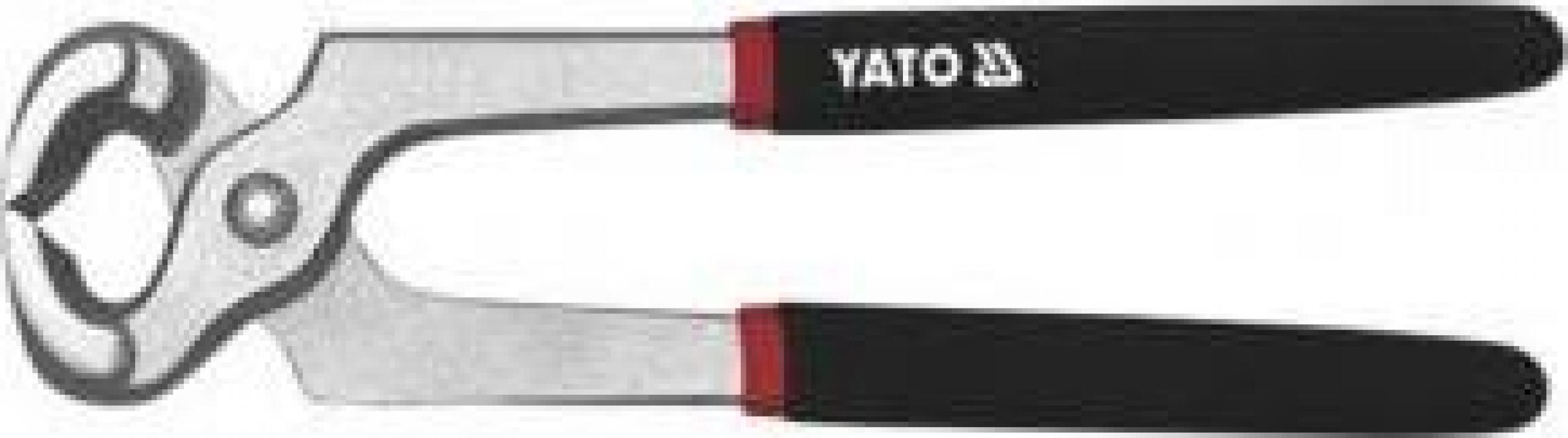 Cleste pentru cuie, 180 mm, Yato YT-2047