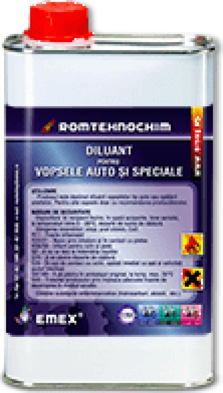 Diluant pentru vopsele auto si speciale