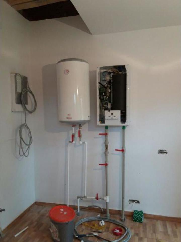 Centrala termica Immergas in condensare