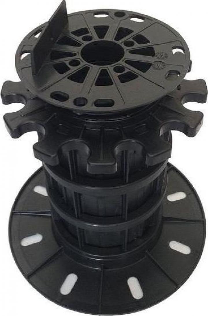 Plot reglabil pentru deck/ placi ceramice 185-235 mm