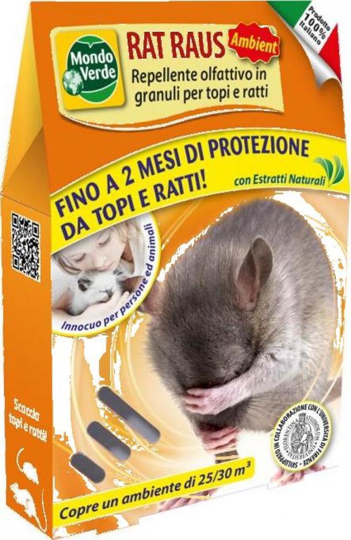 Repelent olfactiv anti rozatoare Rat Raus Ambient REP78