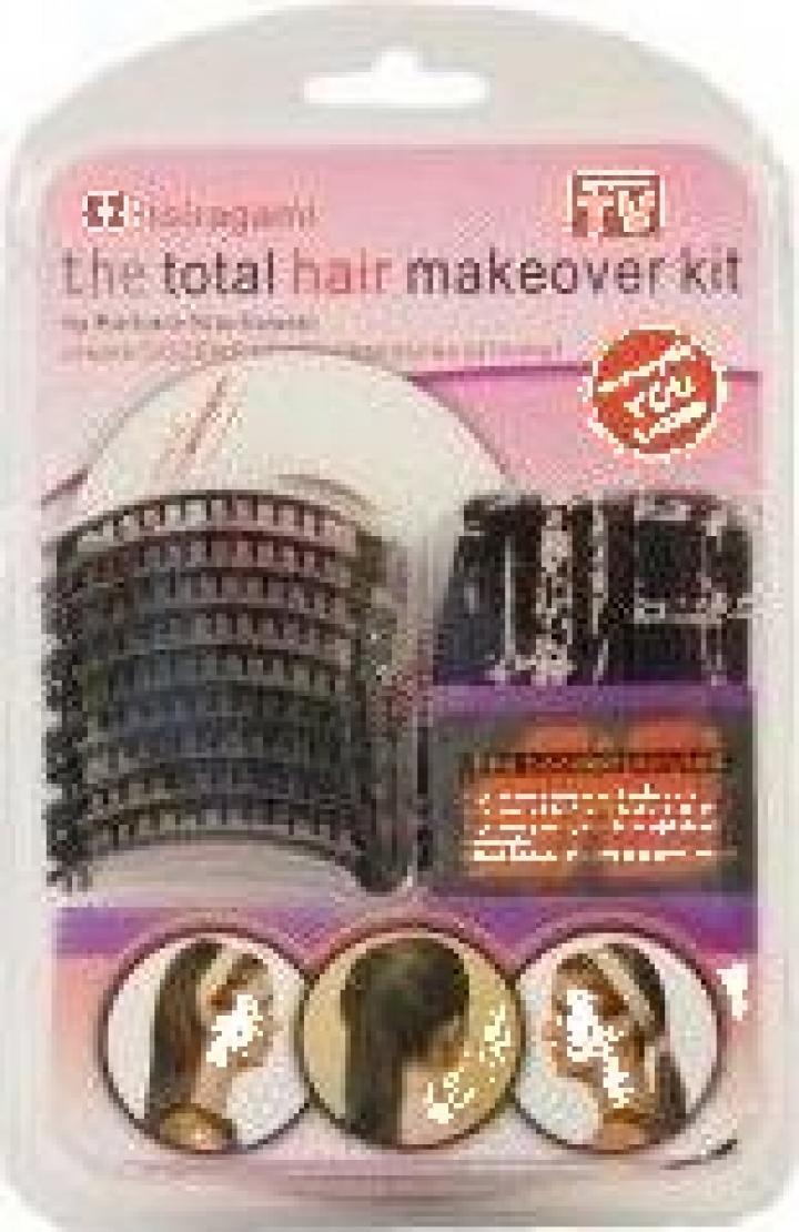 Mini kit coafura Hairagami