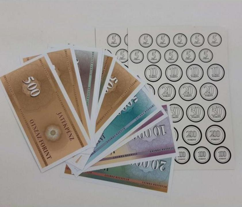Jucarie Bani de joaca