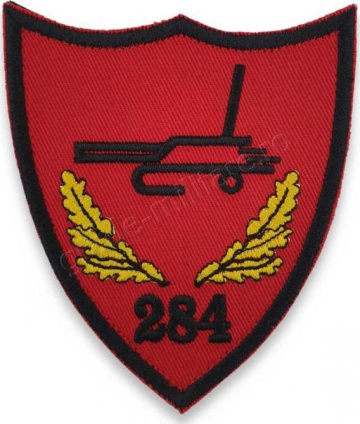 Emblema Batalion 284 Tancuri Cuza Voda