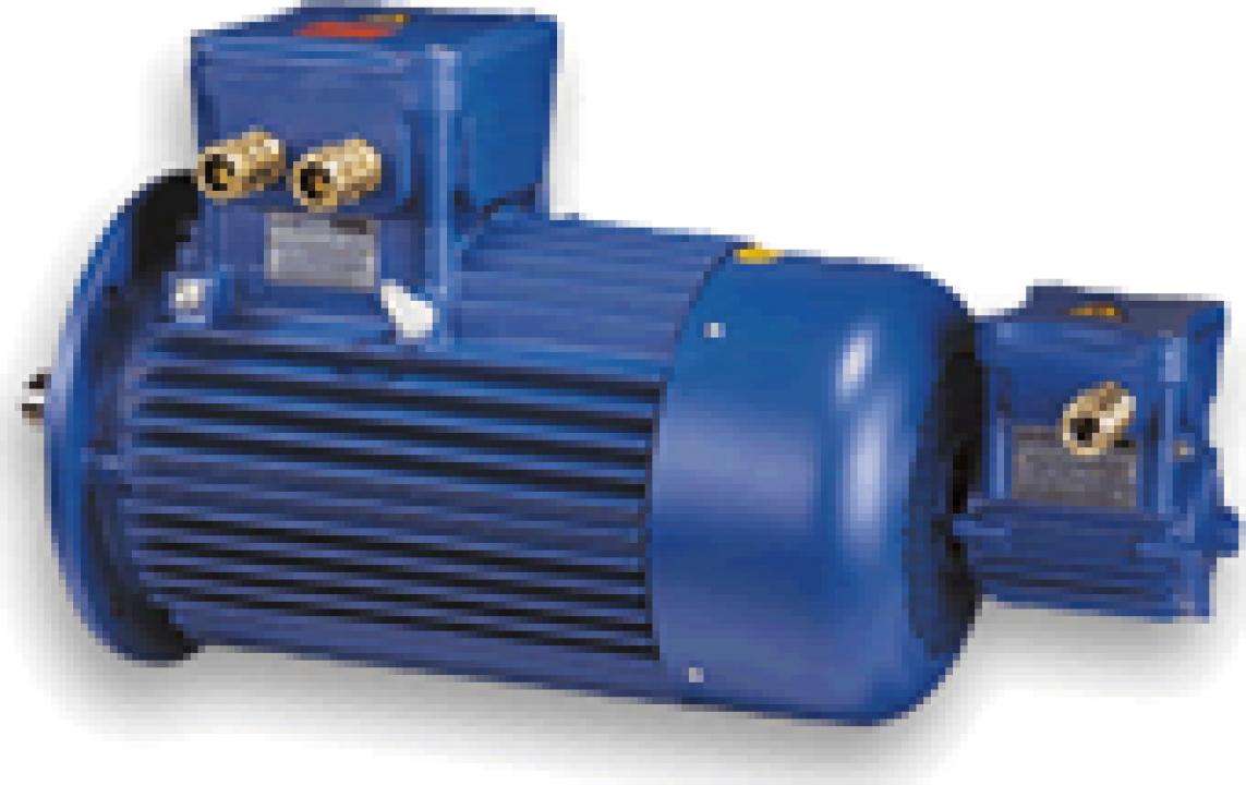 Motoare antiex pentru invertoare, convertizoare de frecventa