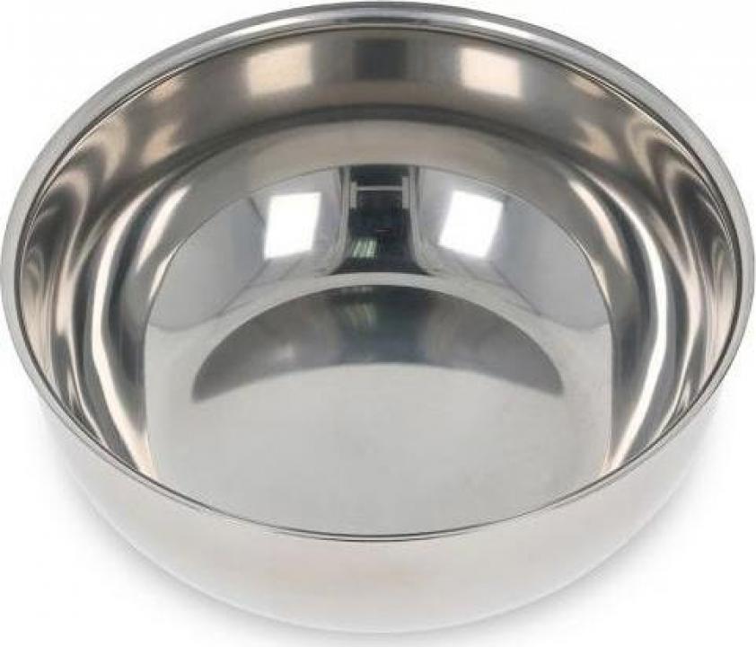 Bol inox supa, ciorba 12 cm - 500 ml - 350 ml