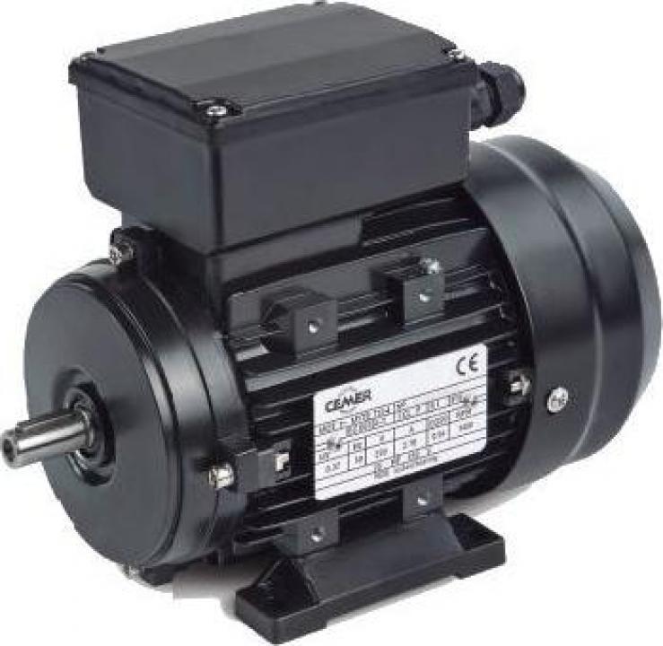 Motor electric asincron monofazat 1.1 kW, 3000 rpm, 2ML80 2