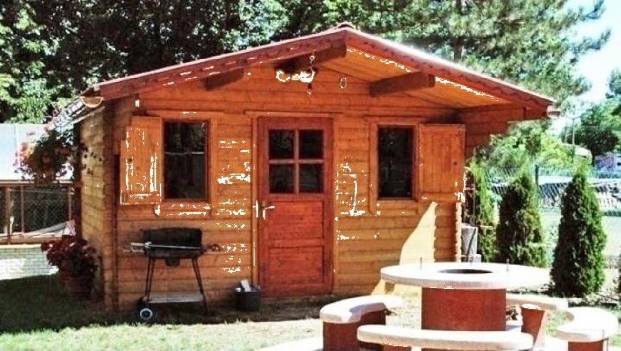 Casuta camping Zemplen 380 fara terasa