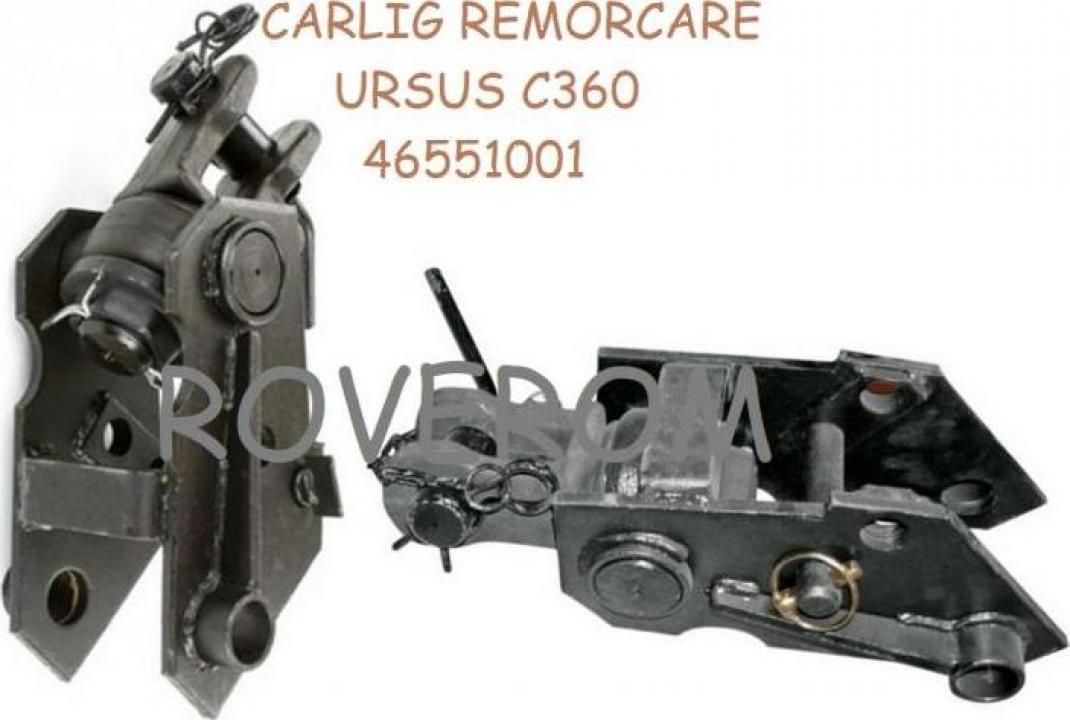 Carlig remorcare tractor Ursus C355, C360