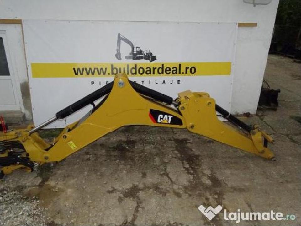 Brat spate buldoexcavator CAT 428,432,444 F-F2