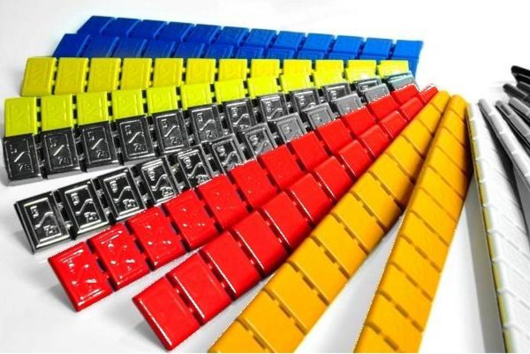 Contragreutati adezive colorate Hofmann