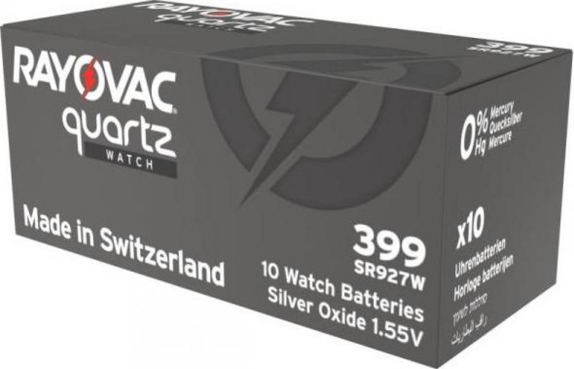 Baterie pentru ceas Rayovac 399 (AG7)