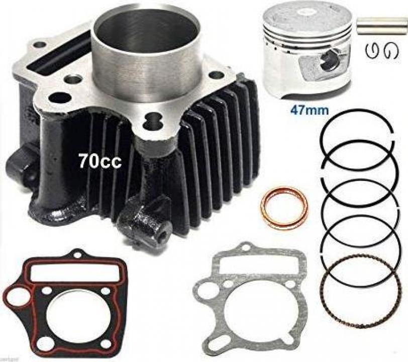 Set motor ATV 4T 70cc
