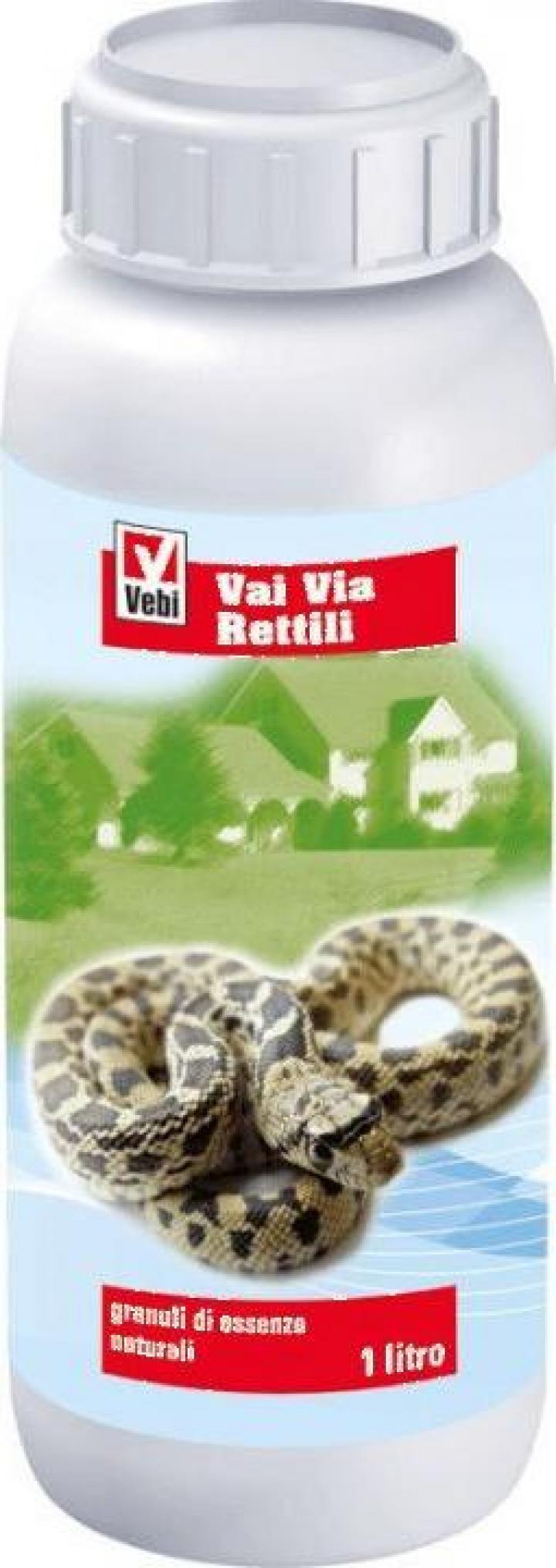 Granule anti reptile, repelent serpi, soparle, gusteri
