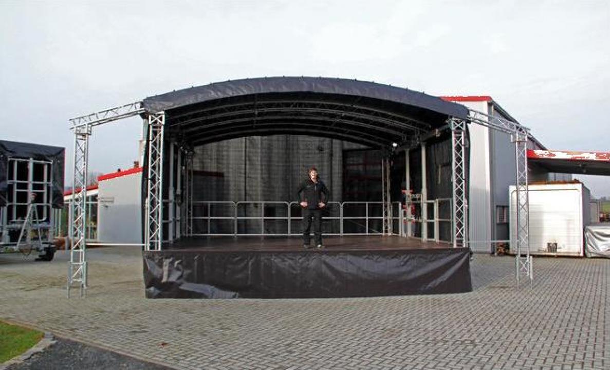 Scena mobila Stagemobil LR