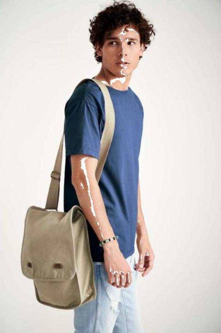 Geanta de umar Canvas Field Bag