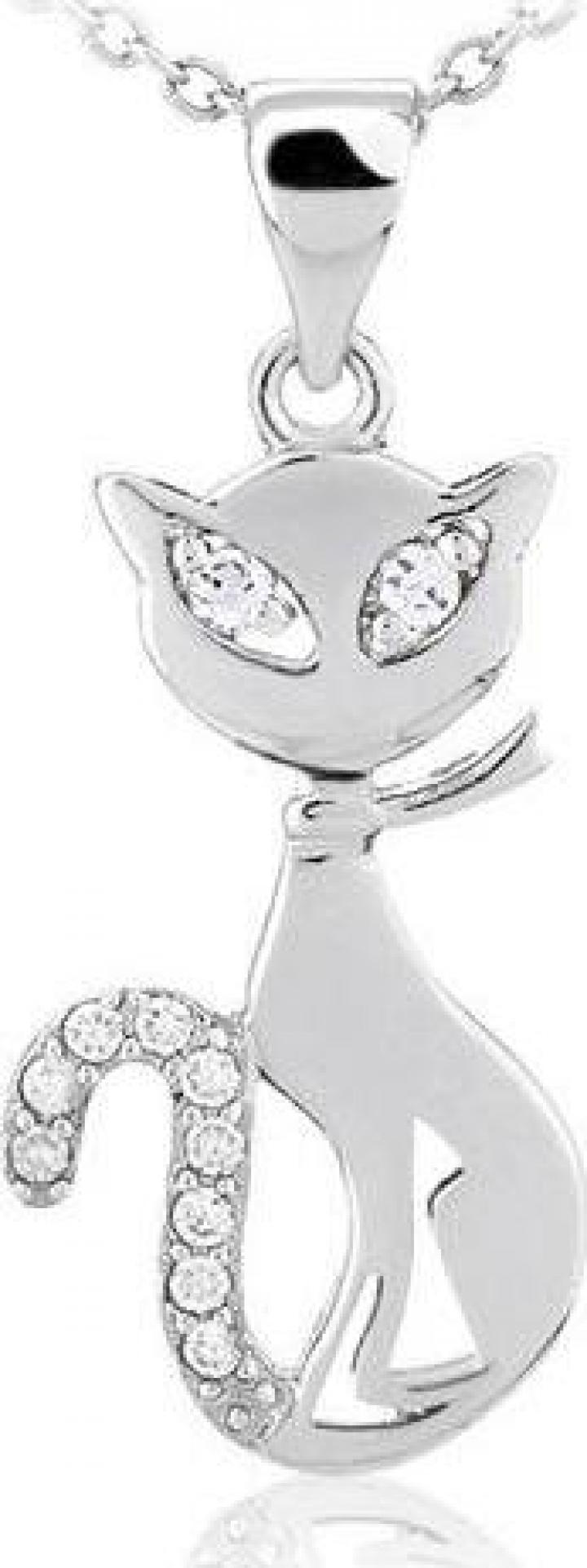 Colier din argint Lovely Duchess