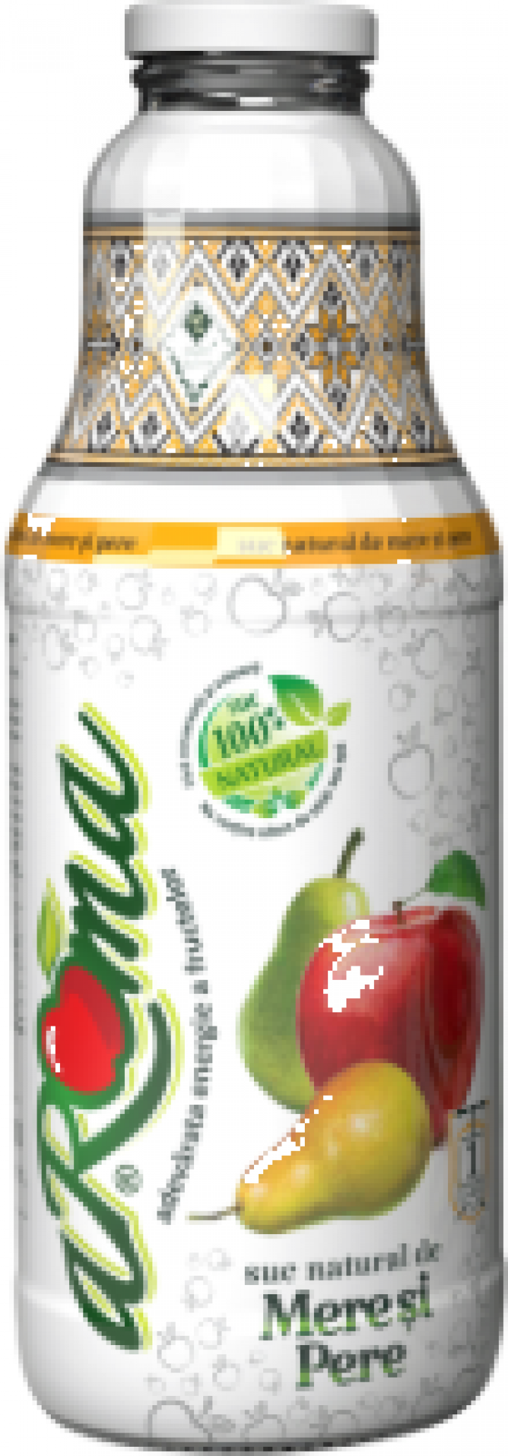 Suc natural de mere si pere - Aroma 1 L