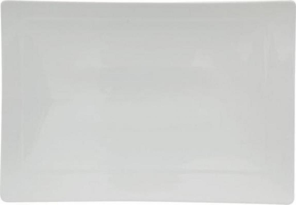 Platou portelan, 32x22 cm