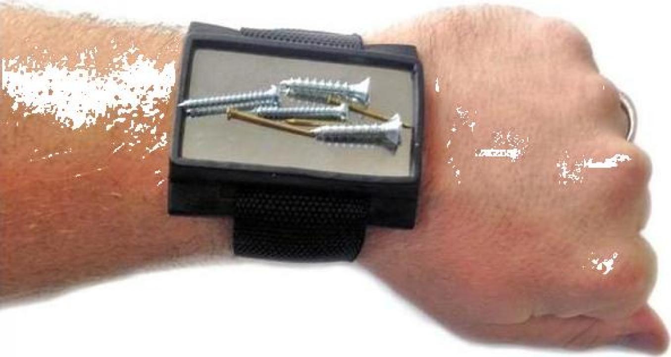 Bratara magnetica pentru bricolaj Wristband