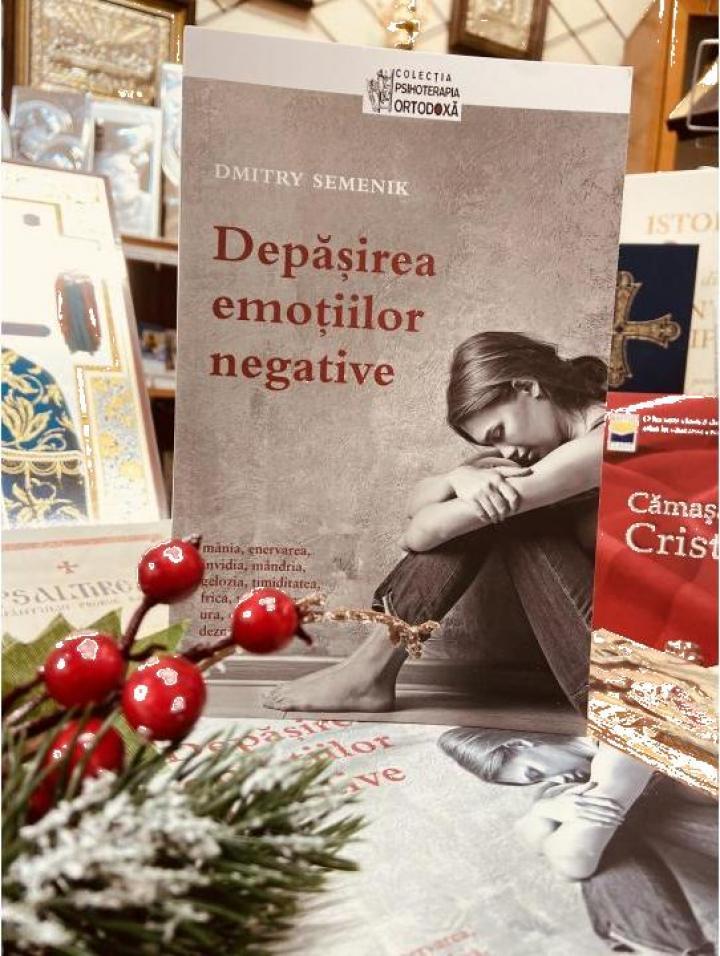 Carte, Depasirea emotiilor negative