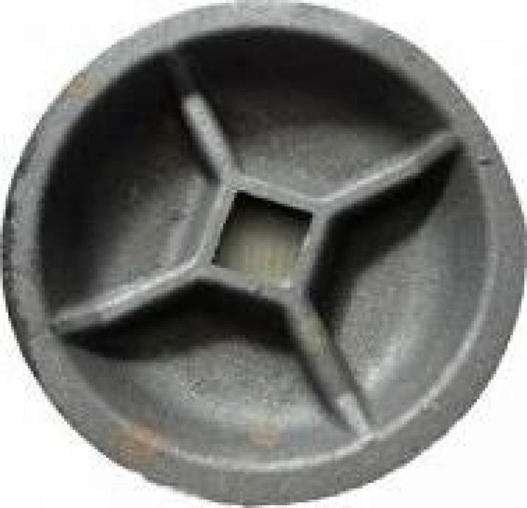 Capac mare disc plug