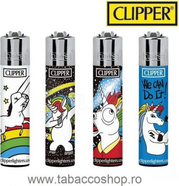 Bricheta Clipper Cool Unicorns