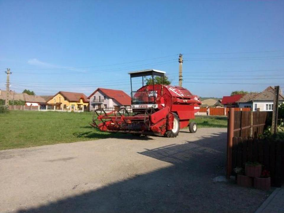 Combina agricola Deutz Fahr