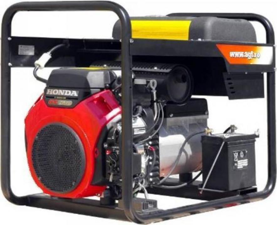 Generator curent trifazat AGT 16503 HSBE R16, 15.5 kVA