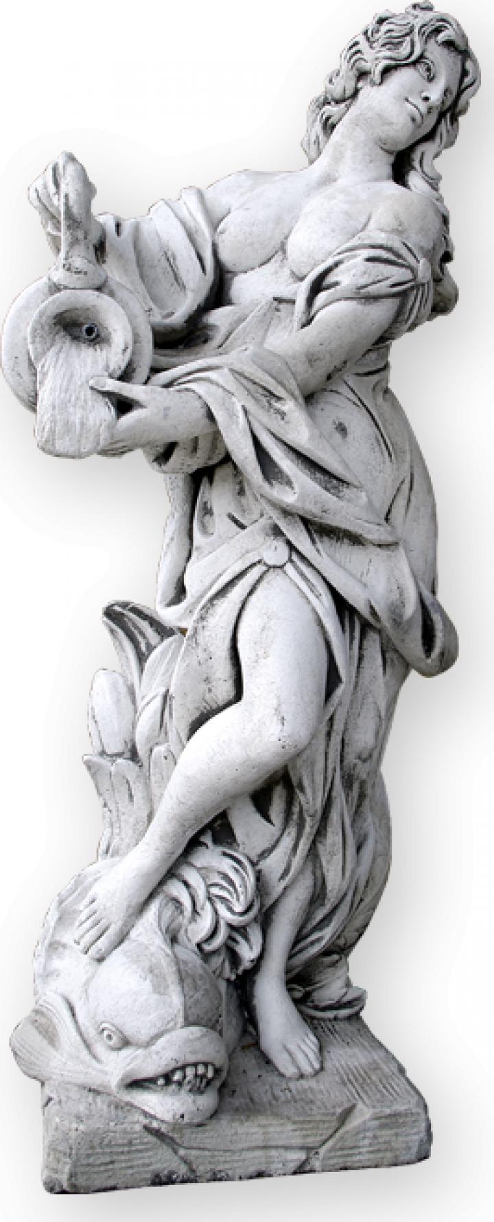 Decoratiune gradina statuie Nimfa Marii S63