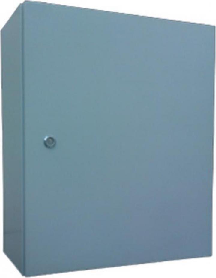 Panou metalic D:20x25x15 cm, culoare gri, IP54