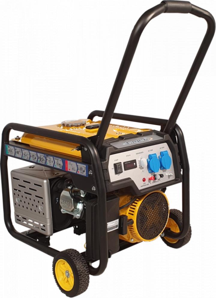 Generator open-frame Stager FD 4000E, 3.3kW, monofazat