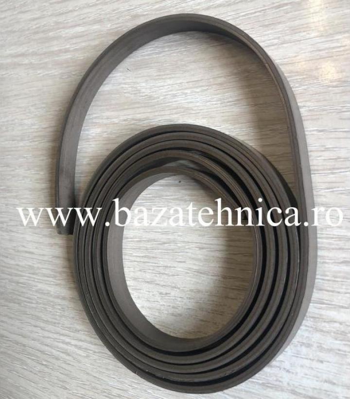 Banda teflon cu bronz 12x3x1700 mm