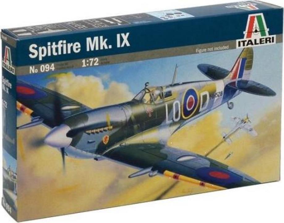 Macheta 1:72 Spitfire MK.IX 1:72