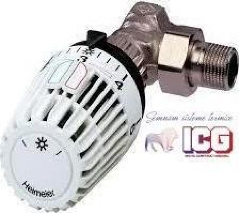 Cap termostat K